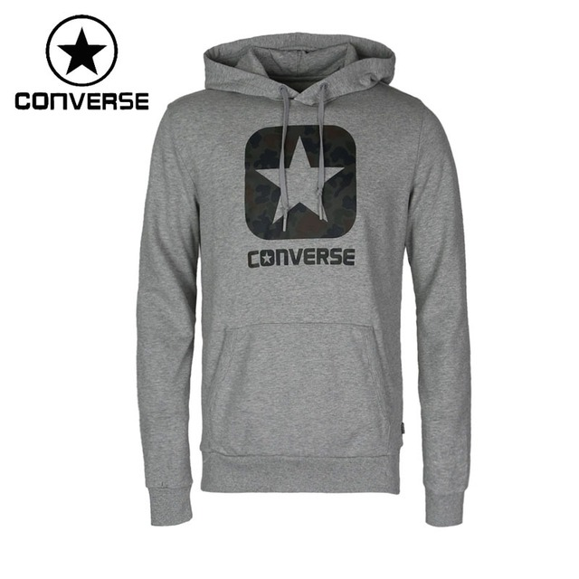 Original New Arrival 2018 Converse Men s Pullover Hoodies Sportswear ... bc2c01845ddf