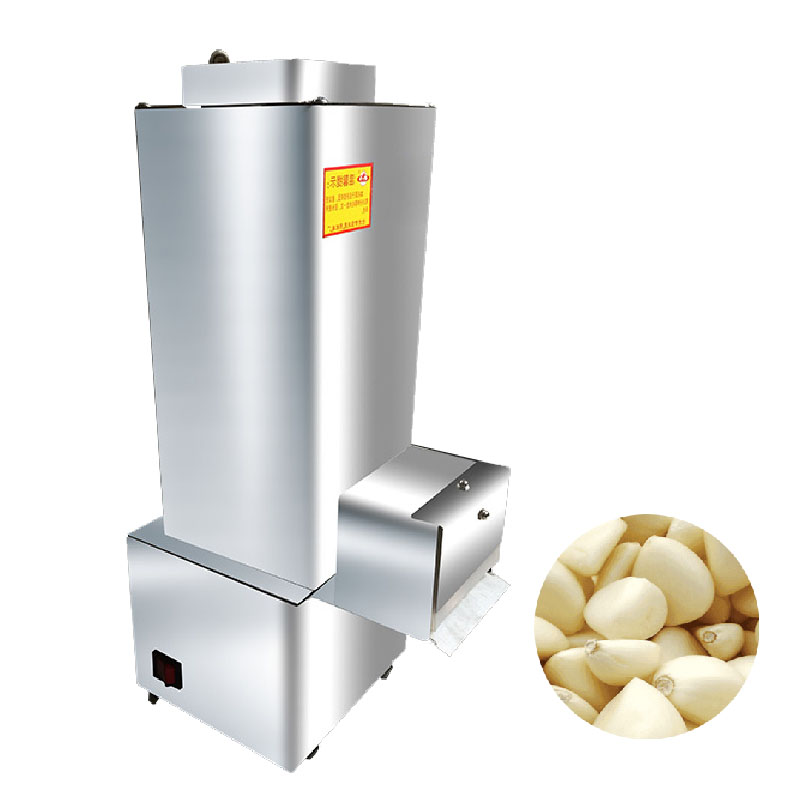 BEIJAMEI Stainless steel commercial garlic peeling machine 20kg/h garlic peeler electric garlic skin peeling machine electric garlic peeler automatic garlic peeling machine stainless steel fast garlic peel commercial garlic peeler ysgp 25