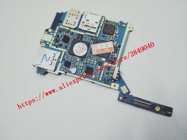 90% nowy główny płytka drukowana płyta główna PCB naprawa części do Samsung GALAXY S4 Zoom SM-C101 C101 telefon komórkowy