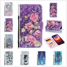 Pocophone F1 Case for Xiaomi Mi 8 6.21 inch Phone Cover Flip Leather for Mi Mix 2S Case A2 Y2 Coque Xiomi Redmi Note 6 6A Wallet bonvan phone case for xiaomi mi a2 lite case cloth deer cover for xiomi mi 8 se explorer max 3 mix 2s case for redmi 6 6a pro