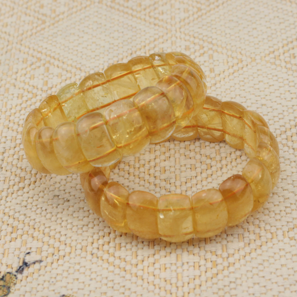 yellow citrines stone beads bracelet natural tone bangle charm bracelet for woman birth stone for GEMINI free shipping ! natural aquamarine stone beads bracelet natural gemstone bangle for woman for gift birth stone of pisces