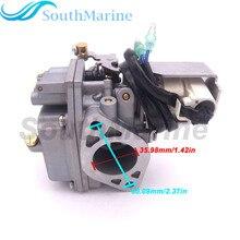 قارب المحرك المكربن كارب F25 05070000 ل Parsun HDX Makara F20 F25 4 السكتة الدماغية محرك خارجي
