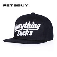 FETSBUY Everything Snapback Caps Basketball Hat Mens Baseball Caps Unisex Gorras Hip Hop Cap Women