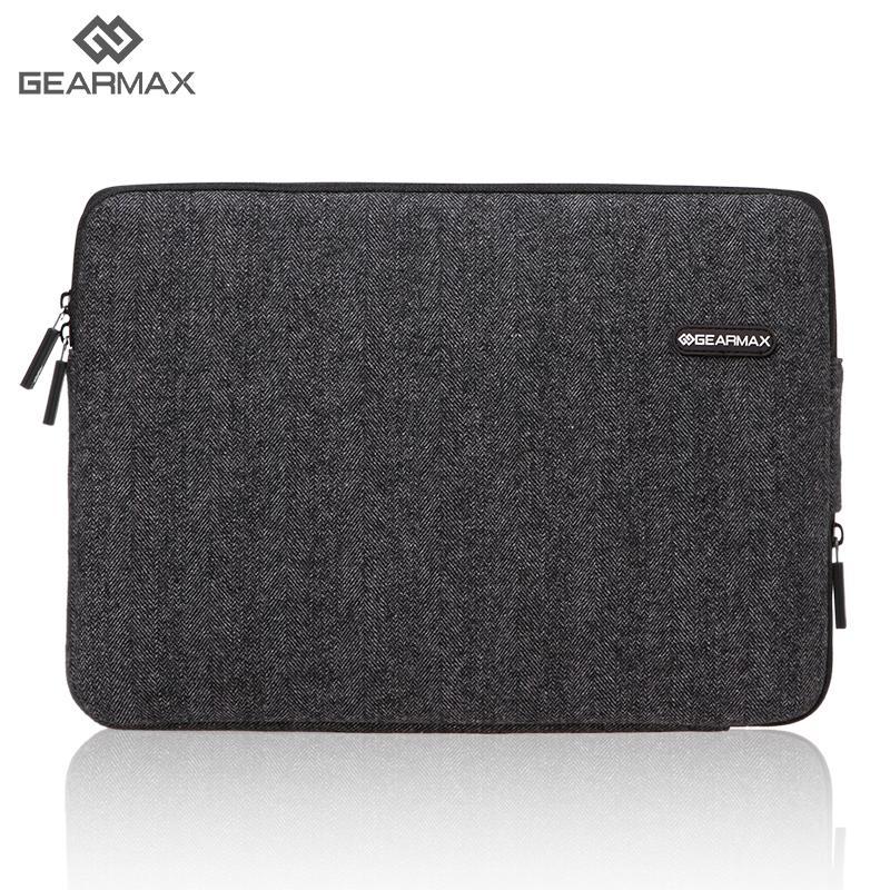 13 hüvelykes GEARMAX hordtáska táska Macbook Air 13 táskához - Laptop kiegészítők - Fénykép 2