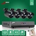 ANRAN Surveillance 4CH HDMI 1800N AHD DVR 1800TVL 720P 3 Array IR Night Outdoor Waterproof Video Security Camera CCTV System
