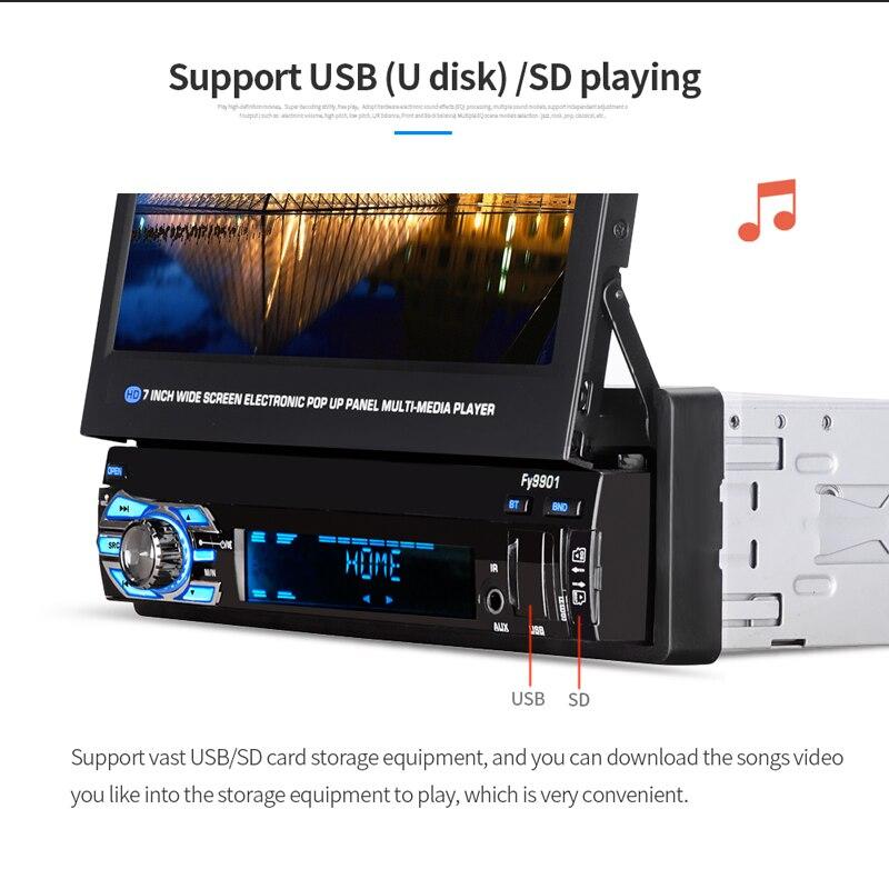 1 Din Car Multimedia Player (6)