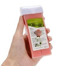 Rožu smarža matu noņemšanas profesionālis Izmantojiet ūdenī šķīstošus depilācijas cukura vaska kasetnes vaksāciju