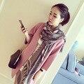 Comercio al por mayor de algodón bufanda bufandas étnicas señoras chal mujeres foulard femme largo tippet del cabo venta