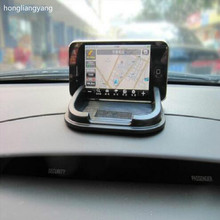 17*11*1.8 Enlarge style phone holder sticky gel pad car accessories gel pads antideslizante para auto non slip mat