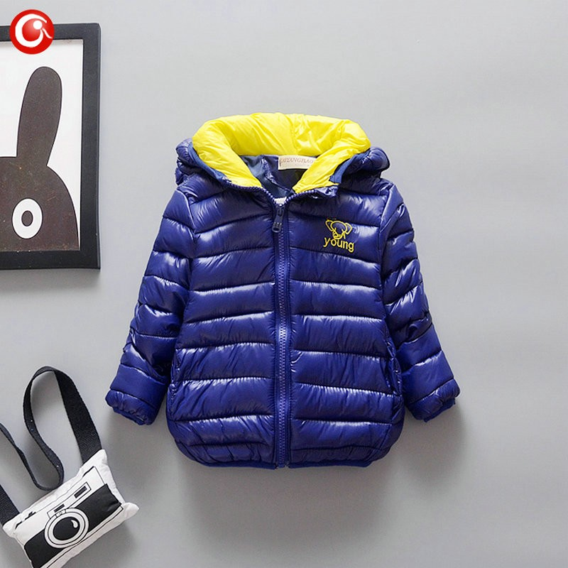 4-18M Babys Hoodies Snow Suit Infant Boys Elepant Animal Costume Christmas Winter Snow Wear Down Jacket And Coat Clothing (10)