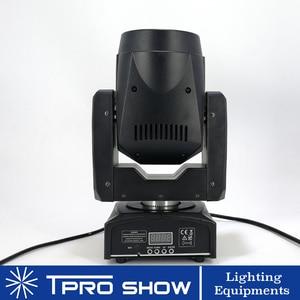 Image 2 - Mini ruchoma głowica 90W Spot Lyre oświetlenie dyskotekowe LED pryzmat efekt wiązki DMX512 sterowanie projektor Gobo światła dj skie ruchoma reakcja muzyczna