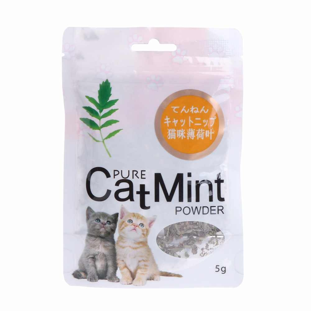 แมว Mint Natural Organic Premium Treats Catnip Menthol แมวตลกรส Sleep