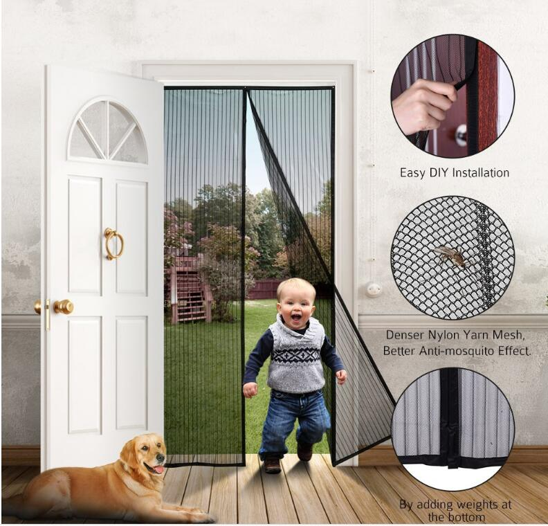 Mosquito Net Curtain Magnets…