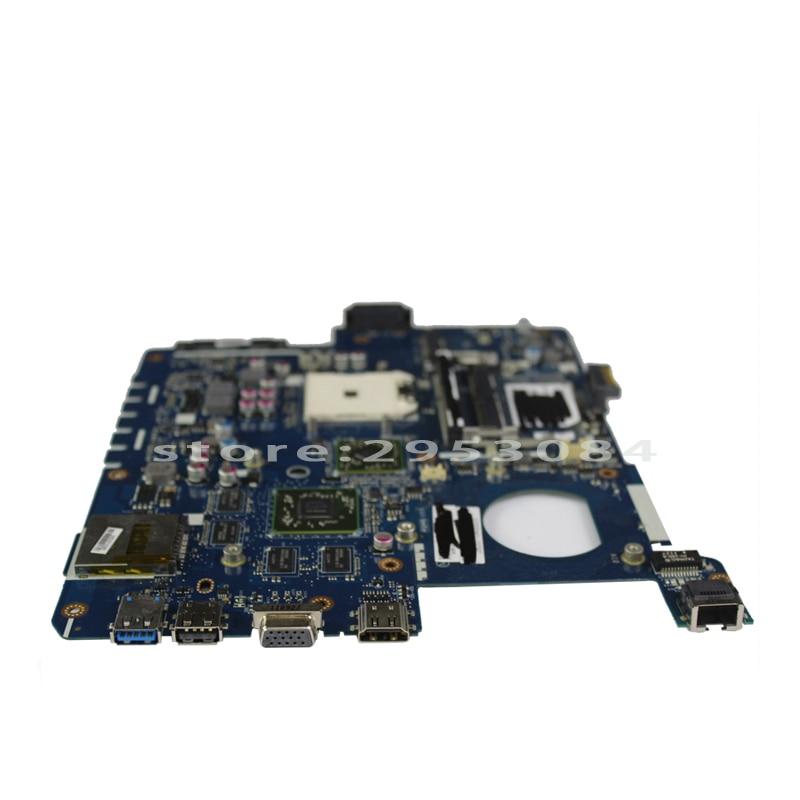 K53TK emaplaat LA-7552P RAM ASUS K53TA K53TK X53T K53T sülearvuti - Arvuti komponendid - Foto 4