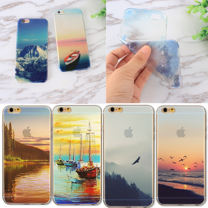 coque paysage iphone 6
