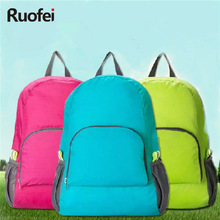 New fashion arrivel Multi-functional folding shoulder bag backpack large capacity ladies girls travel outdoors for wome