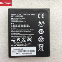 HB5V1 Battery For Huawei Honor Bee Y541 Y541-U02 Ascend W1 Y300 Y300C Y511 Y500 T8833 U8833 G350 Y535C Y516 Y336-U02 Y360-u61