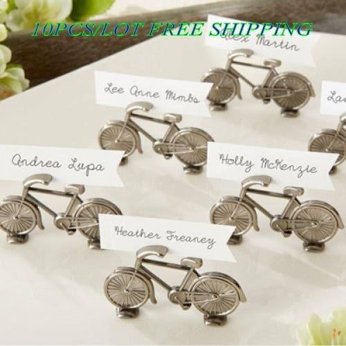 (10 Pieces/lot) Wedding Souvenirs Guest Card Holder