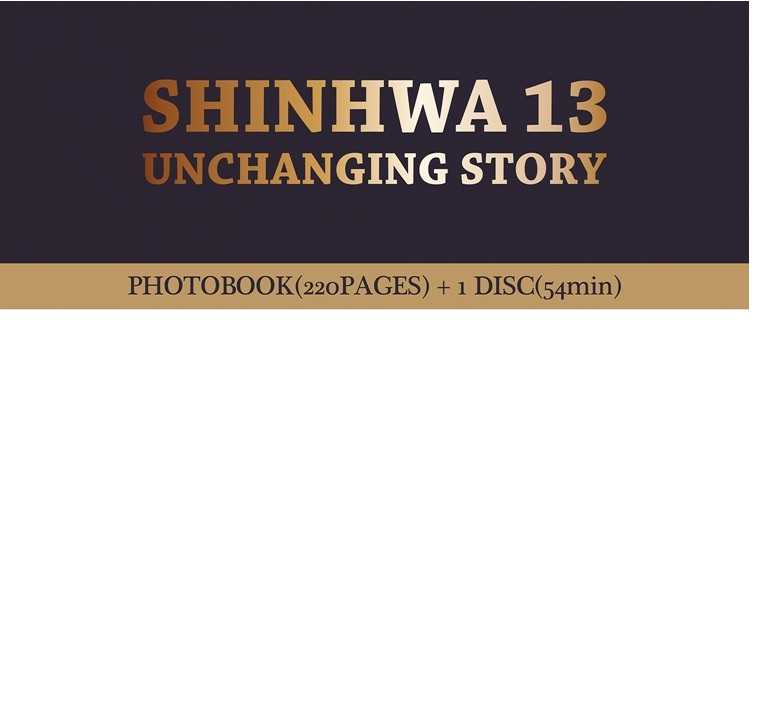 SHINHWA - SPECIAL STORYBOOK [UNCHANGING STORY] Release Date: 	2017.04.06 my fairies sticker storybook