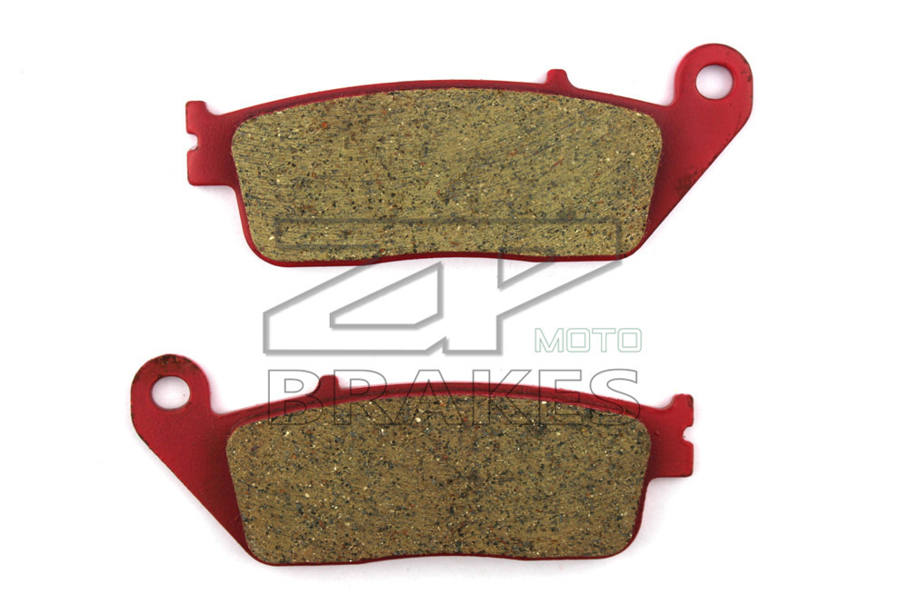 Motorcycle Accessories Brake Pads For SUZUKI AN 650 K/AK Skywave/Burgman 2003-2011 Front OEM Red Ceramic Composite Free shipping 2 front 1 rear sets brake pads fits suzuki burgman 650 an650 2003 2014 free shipping