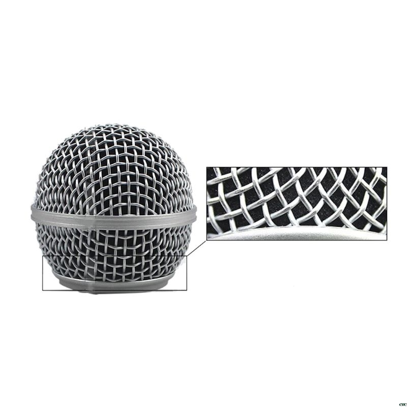 New 5-Pack Foam Microphone Mic Windscreen Pop Blocker for Ball Type Mic 58 57