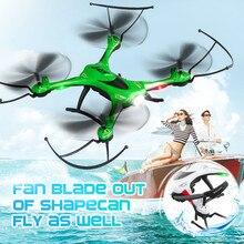 RC Drone JJRC H31 4CH RC Drones profesional puede añadir wifi cámara hd cámara Quadrocopter RTF vs jjrc Resistencia A Prueba de agua h37