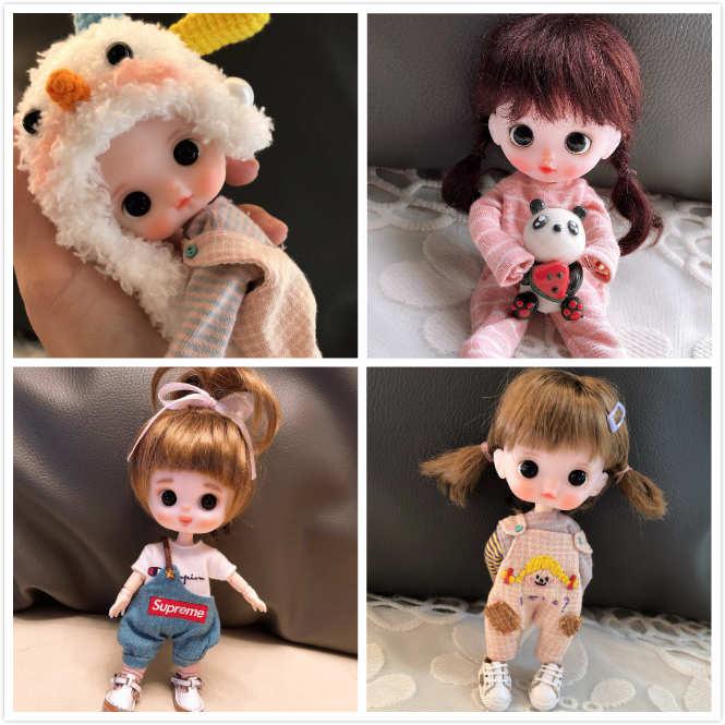OB11 Handmade Doll Customization Dolls Mini Doll  2019-0701