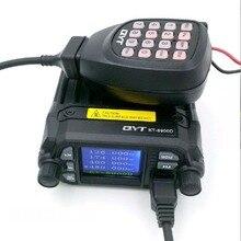 Le stazioni Radio per i camionisti kt 8900d il ricetrasmettitore mobile dellaggiornamento del grande schermo per la caccia 10km kt 8900d lo schermo della banda del quadrato