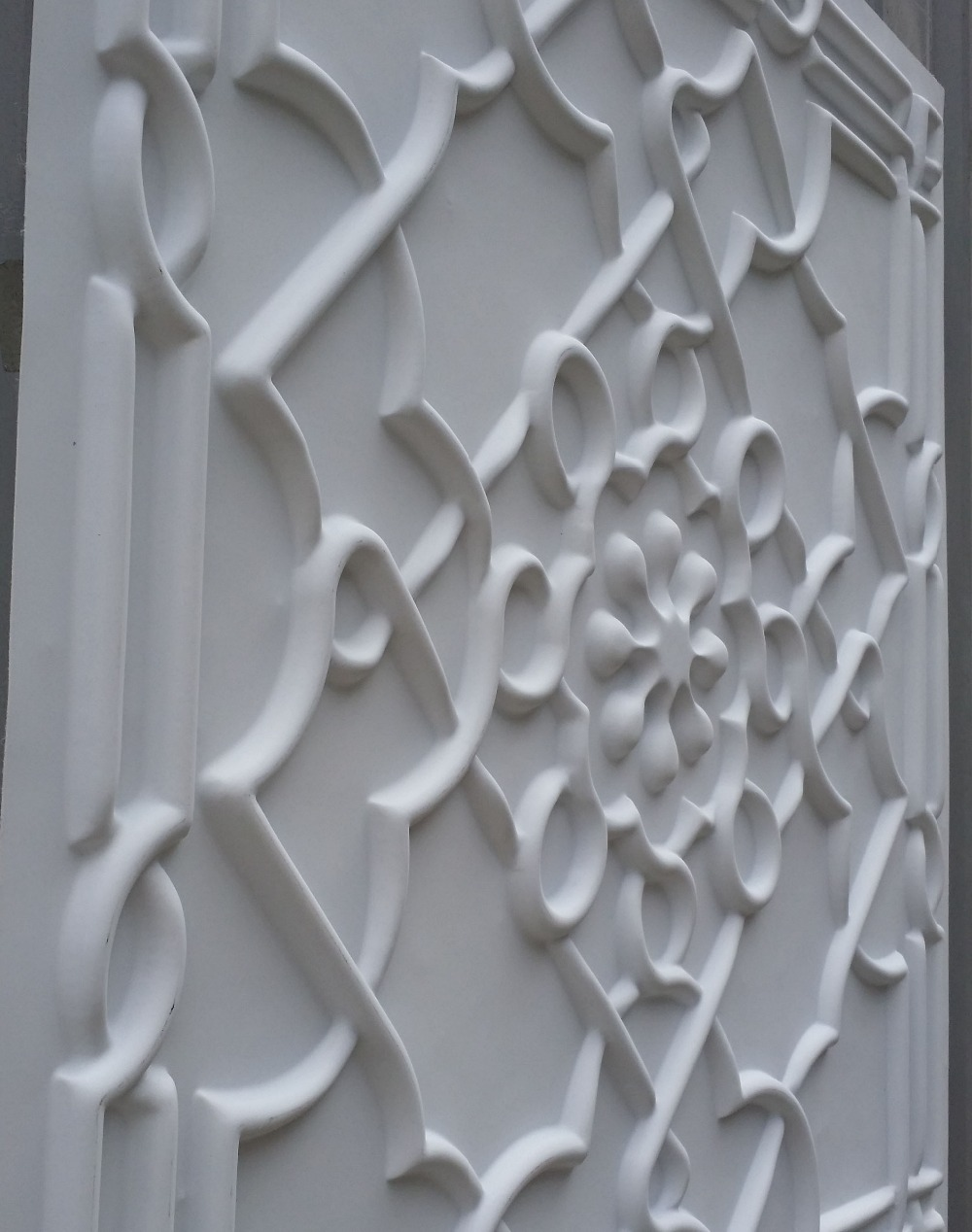 Pl09 white matt ceiling tiles pvc plastic 3d decoration ceiling pl09 white matt ceiling tiles pvc plastic 3d decoration ceiling tiles room store pub coffee house wall panels 10tileslot in decorative films from home dailygadgetfo Choice Image