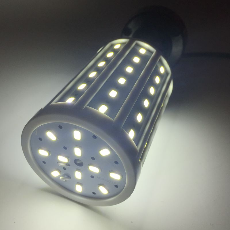 E27 60W 40W 30W 25W 20W 5730 SMD Corn Light LED Bulb Lamp
