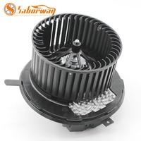 Saborway LHD AC Blower Motor For Automatic Climate Control Trig Eos Golf Jetta Passat Tiguan CC Q3 Octavia 1K1819015 1K1 819 015