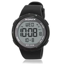 Hot!! Fashion Men Sports Watches Waterproof 100m Outdoor Fun Multifunction Digital Watch Swimming Diving Wristwatch Reloj Hombre все цены