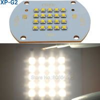 Cree XLamp 100W XPG2 XP G2 Warm White 3000K 20LEDs MultiChip Intergrated High Power LED Light Lamp DC30V 36V 3000mA|LED Bulbs & Tubes| |  -