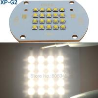 Cree XLamp 100W XPG2 XP G2 Warm White 3000K 20LEDs MultiChip Intergrated High Power LED Light Lamp DC30V 36V 3000mA
