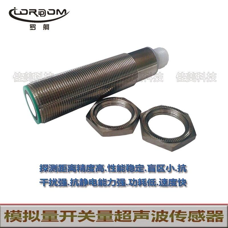 Ultrasound UB800-18GM40-E5-V1-Y295127/UB800-18GM40-I-V1-Y275150