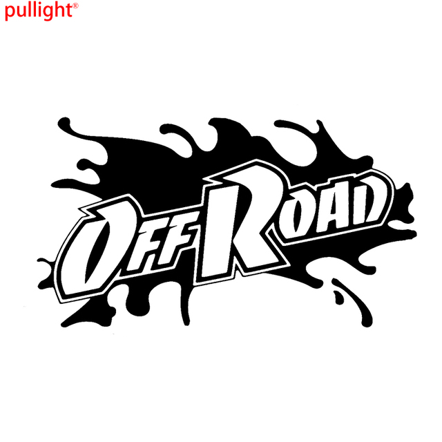 Cool graphics grote motorkap fun dirt off road modder verf splat vinyl auto sticker