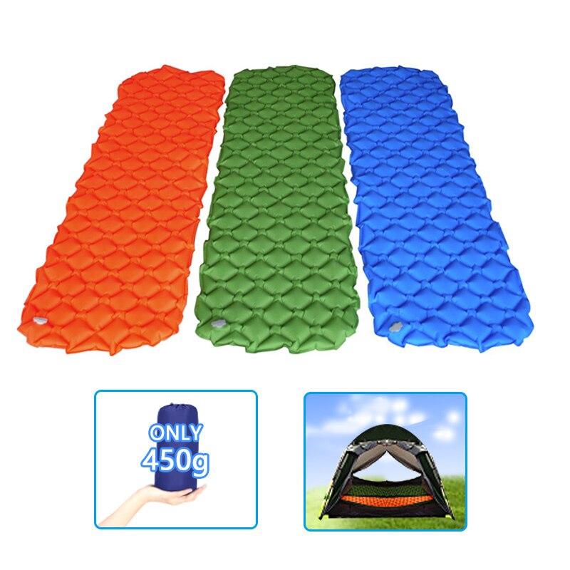 Tapis de couchage 4 saisons tapis de couchage ultraléger-Ultra-Compact pour la randonnée, le Camping, le voyage, l'extérieur/Super confortable