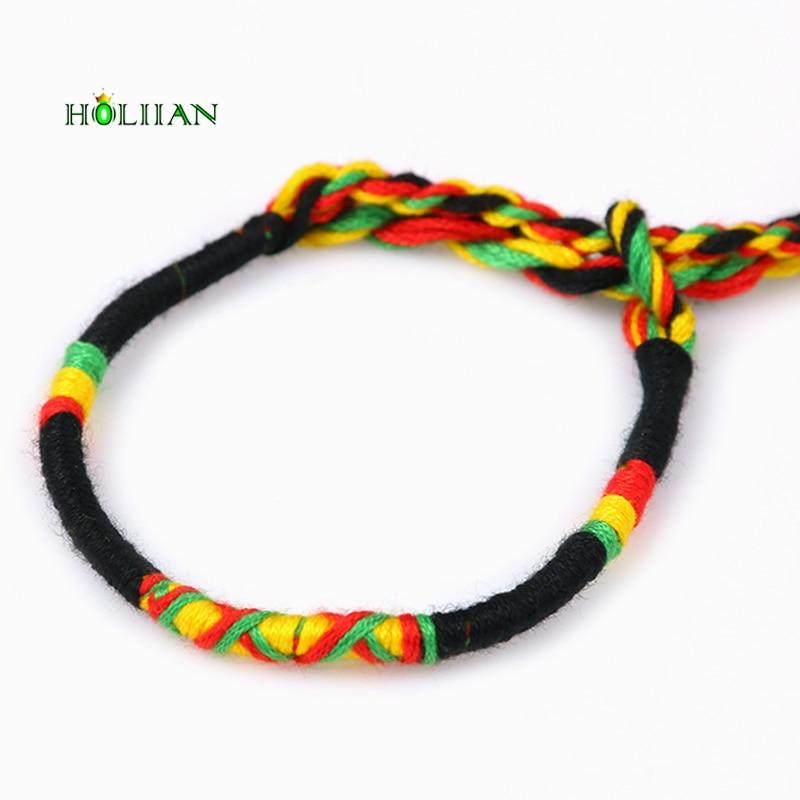 Women brazilian bracelet multicolor braided boho chain bohemian tassel strain handmade sport chain friendship bracelets unisex