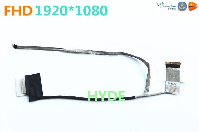 Nouveau QCL20 DC02001GN10 FHD câble pour DELL VOSTRO 3560 V3560 CN-019PF2 FHD LCD LVDS câble 1920*1080