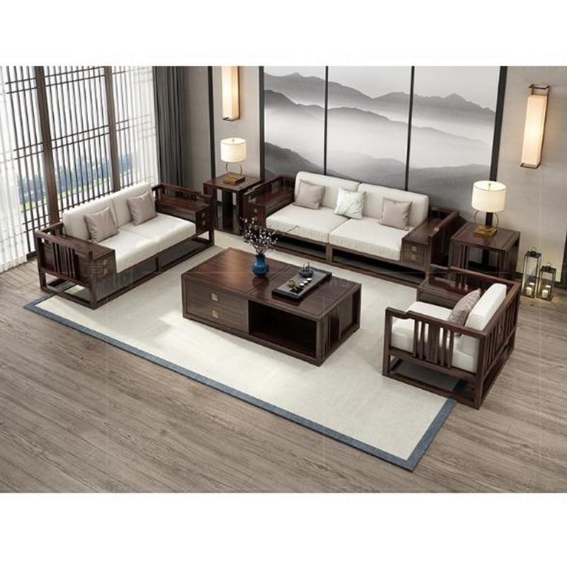 design living room set Wood furniture coffe table love seat ...