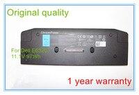 11.1V 97WH Extended Slice Battery KJ321 For E6420 E6520 E6320 E5420 XT3 Notebook