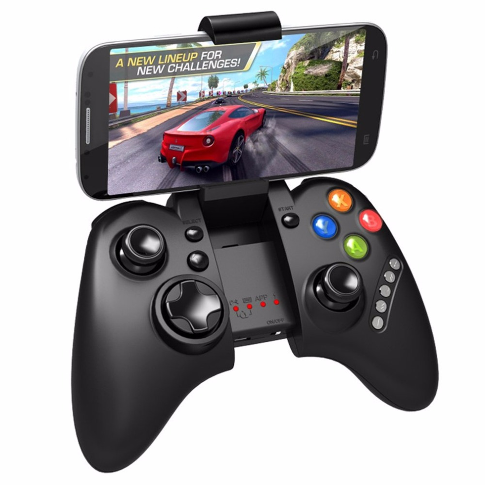iPega PG-9021 Wireless Bluetooth Game Handle Gaming Controller Classic Joystick For Android iOS Tablet PC TV BOX