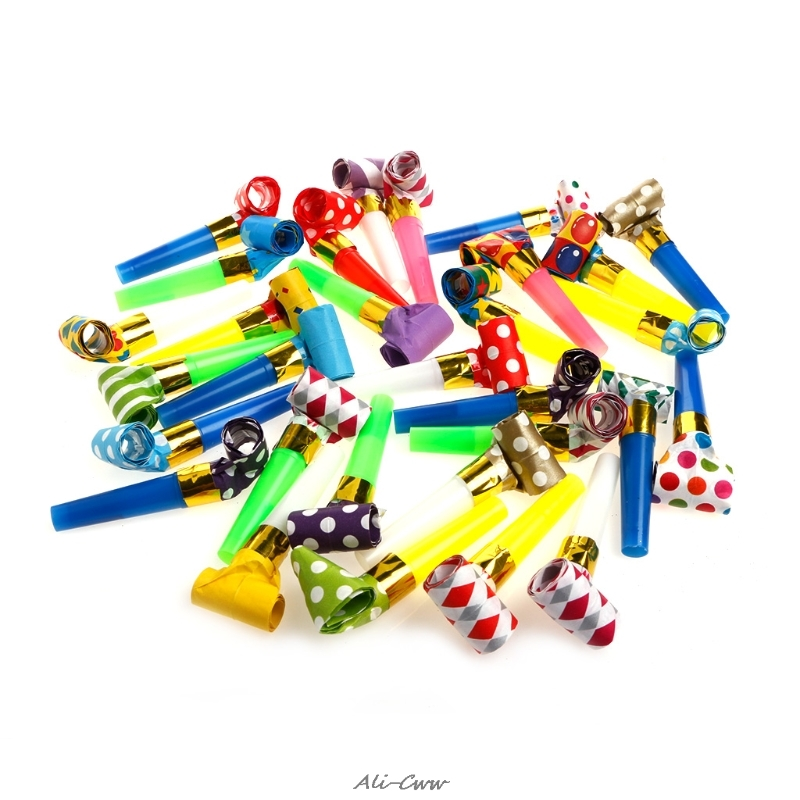 Noise Makers Blowers Blowouts Whistles Birthday Noisemaker Kid Toy Party Supplies 30Pcs Event Party KitsNoise Makers Blowers Blowouts Whistles Birthday Noisemaker Kid Toy Party Supplies 30Pcs Event Party Kits