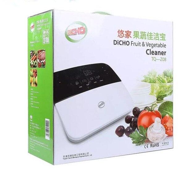 Dicho Fruit & Vegetable Cleaner Ozonator 2nd Generatie Gezondheidszorg Apparatuur-in Massage & Ontspanning van Schoonheid op AliExpress - 11.11_Dubbel 11Vrijgezellendag 1
