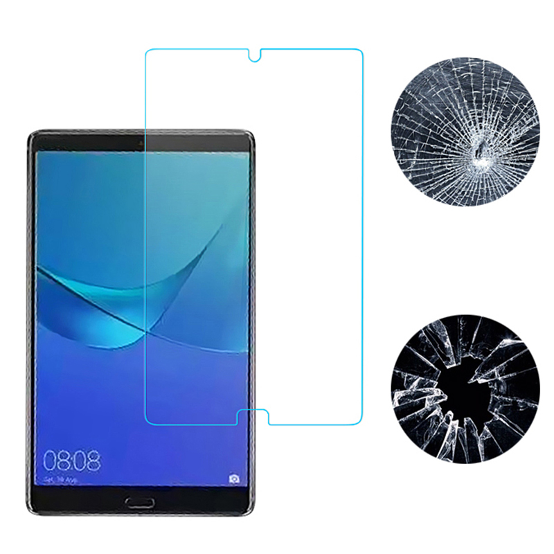 For Huawei Mediapad T3 9.6inch Tempered Glass Clear 9H LCD Screen Protector for M3 T3 M5 8 8.4 10 10.8 inch Protective Film