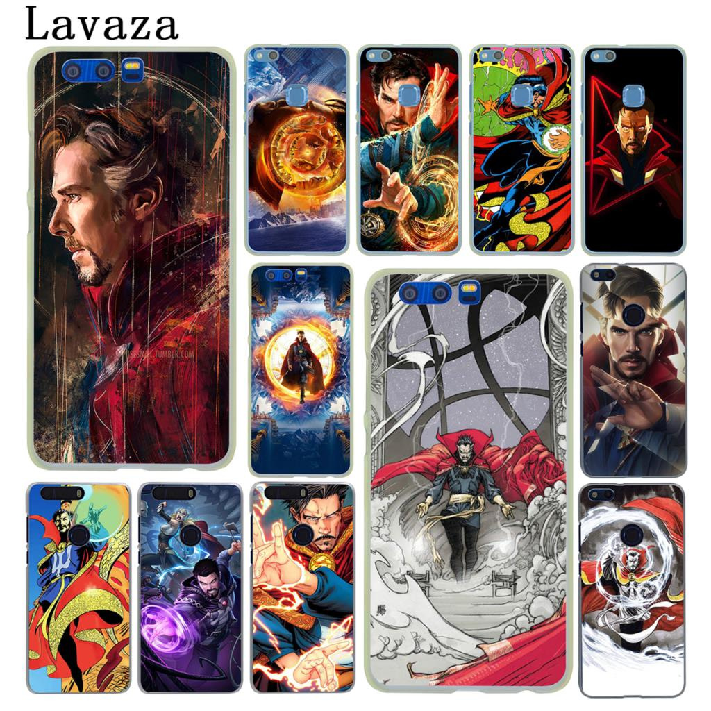 For Huawei P Smart Plus Mate Honor 7a 7c 8c 8x 9 P10 P20 Lite Pro Accessories Phone Cases Covers Doctor Strange Dr Marvel Comics Cellphones & Telecommunications