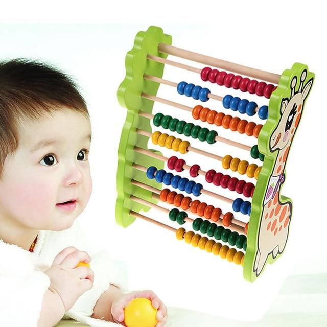 Kayu Matematika Permainan Kayu Mainan Pendidikan Anak Usia Dini