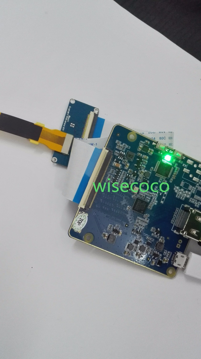 Hdmi to mipi control board 5.5 2k 2560x1440 resolution lcd panel screen