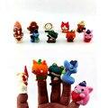 5 шт./лот Аниме Yokai Йо кай Игрушки Смотреть Montre Пальцем Кукольный Фигурку Модель Игрушки Куклы Монстры Brinquedos Подарок 4-5 см