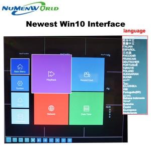 Image 5 - H.265/H.264 9CH 5MP CCTV NVR אבטחת רשת וידאו מקליט תמיכת ONVIF HDMI Smartphone מחשב עבור IP מצלמה מערכת